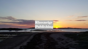 Rhosneigr Sunset over Boating Pool 20150719 212932 1
