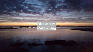 Rhosneigr sunset over Boating Pool 20150830 210125 001 1