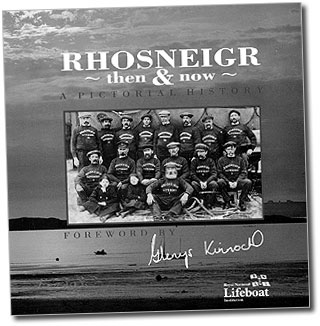 Rhosneigr Then and Now Book Cover